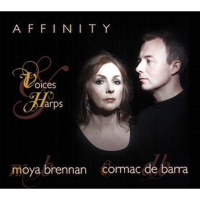 Moya Brennan AFFINITY CD