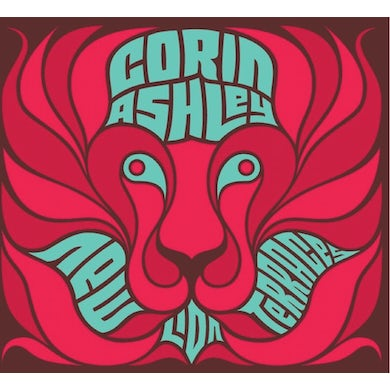 Corin Ashley NEW LION TERRACES CD
