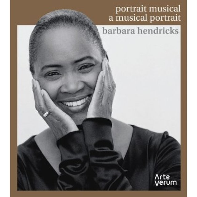 Barbara Hendricks MUSICAL PORTRAIT CD