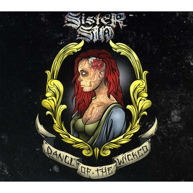 Sister Sin DANCE OF THE WICKED CD