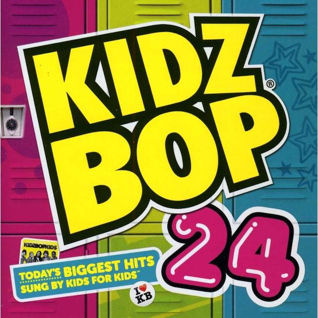 Kidz Bop 24 CD