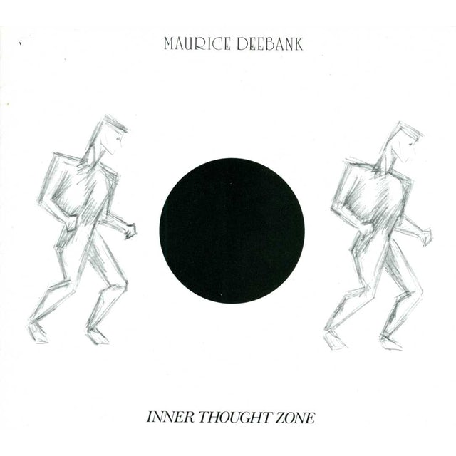 Maurice Deebank INNER THOUGHT ZONE CD