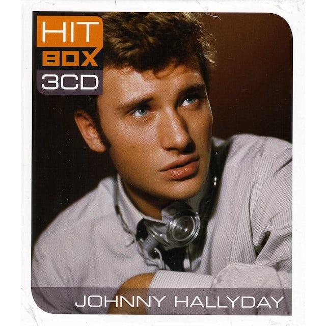 Johnny Hallyday HIT BOX CD