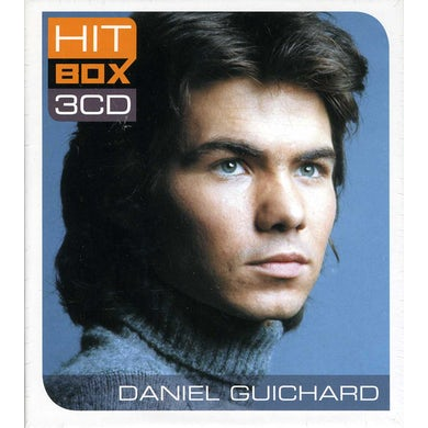 Daniel Guichard HIT BOX CD