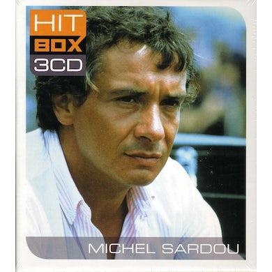 Michel sardou HIT BOX CD