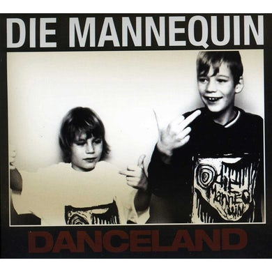 Die Mannequin DANCELAND CD