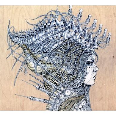 Elsiane MECHANICS OF EMOTION CD