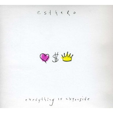 Esthero  EVERYTHING IS EXPENSIVE CD