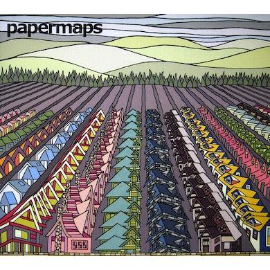 Papermaps CD