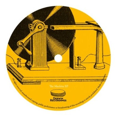 Prommer & Barck MACHINE Vinyl Record