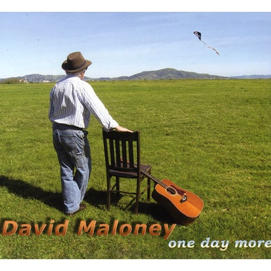 David Maloney ONE DAY MORE CD