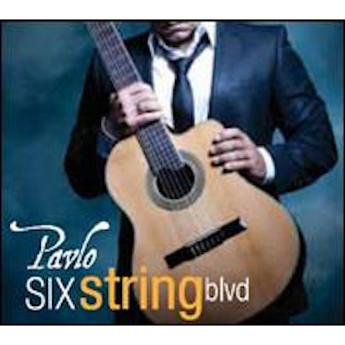 SIX STRINGS CD