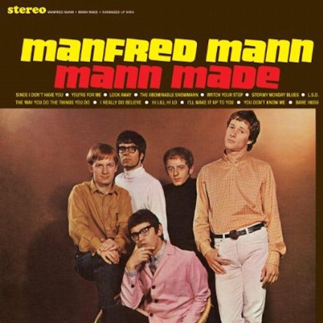 Manfred Mann MANN MADE Vinyl Record
