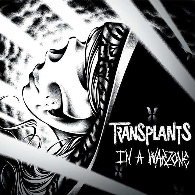 The Transplants IN A WARZONE CD