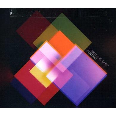 Lightning Dust FANTASY CD