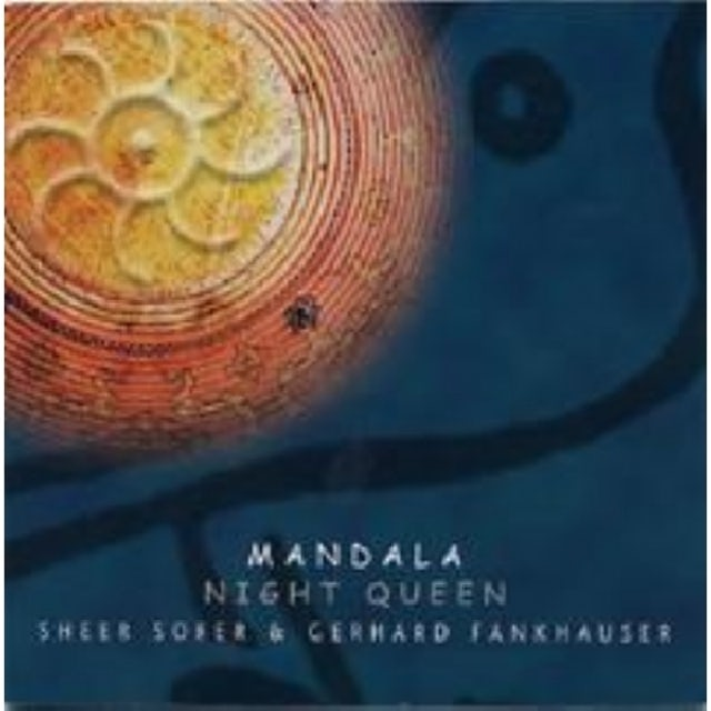 Mandala NIGHT QUEEN CD