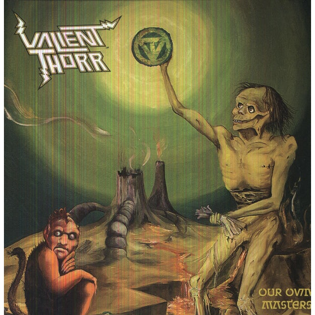 Valient Thorr OUR OWN MASTERS Vinyl Record