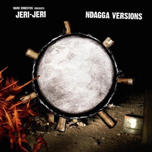 Mark Presents Jeri-Jeri Ernestus NDAGGA VERSIONS Vinyl Record