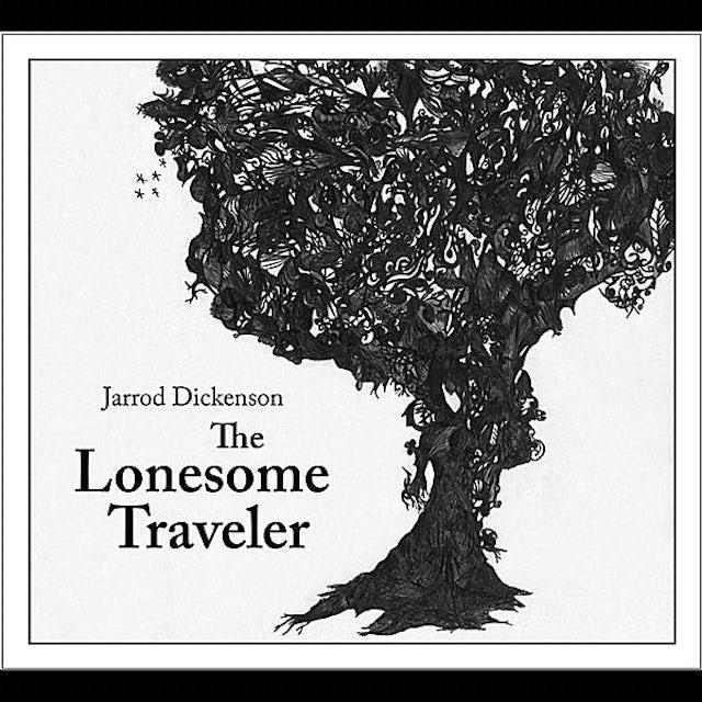 Jarrod Dickenson LONESOME TRAVELER CD