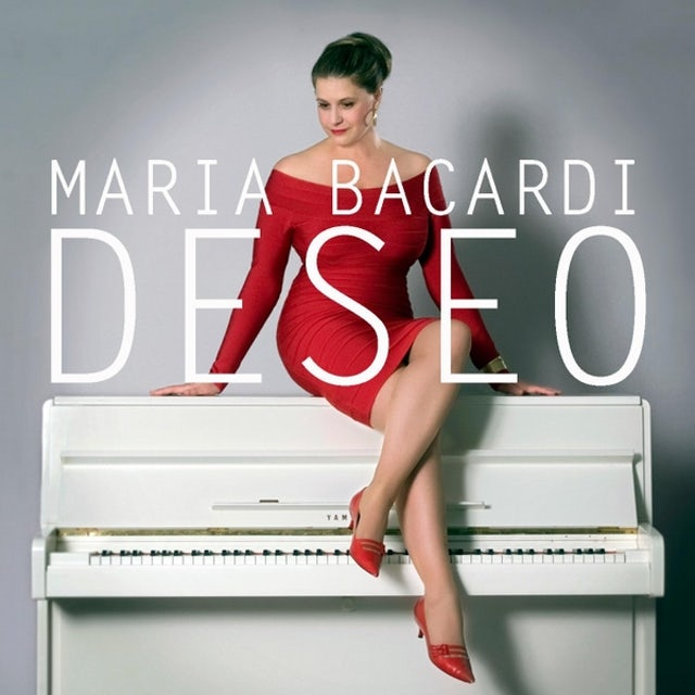 Maria Bacardi DESEO CD