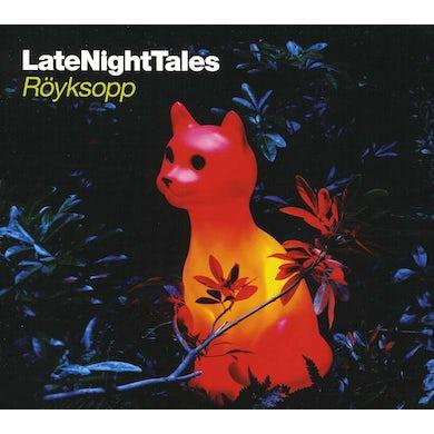 Royksopp LATE NIGHT TALES CD