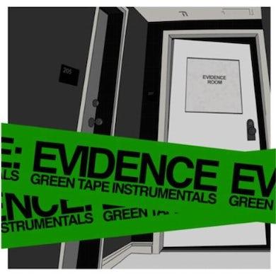 Evidence GREEN TAPE INSTRUMENTALS CD