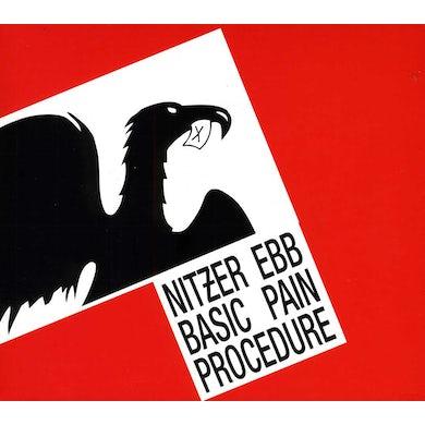 Nitzer Ebb BASIC PAIN PROCEDURE CD