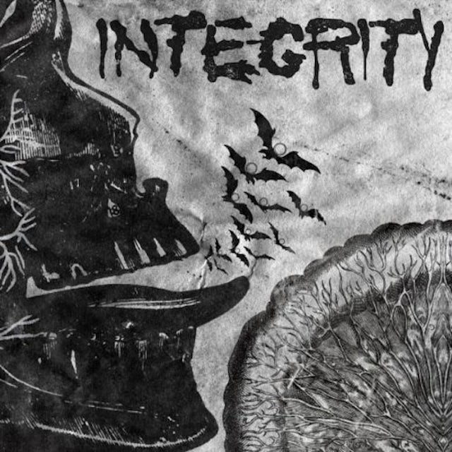 Integrity SUICIDE BLACK SNAKE Vinyl Record