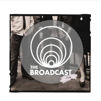Broadcast LIVE CD
