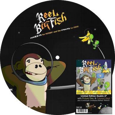 MONKEYS FOR NOTHIN Vinyl Record
