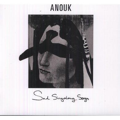 Anouk SAD SINGALONG SONGS Vinyl Record