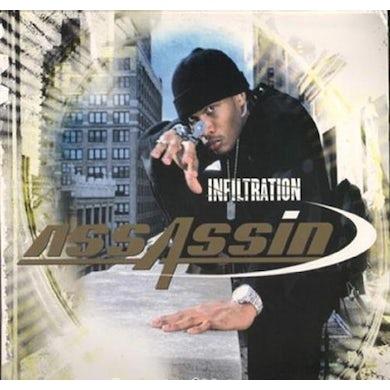 Assassin INFILTRATION Vinyl Record