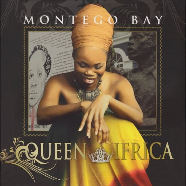 Queen Ifrica WELCOME TO MONTEGO BAY Vinyl Record