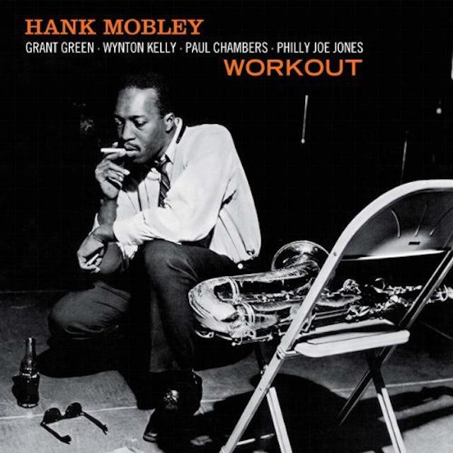 Hank Mobley WORKOUT Vinyl Record - 180 Gram Pressing