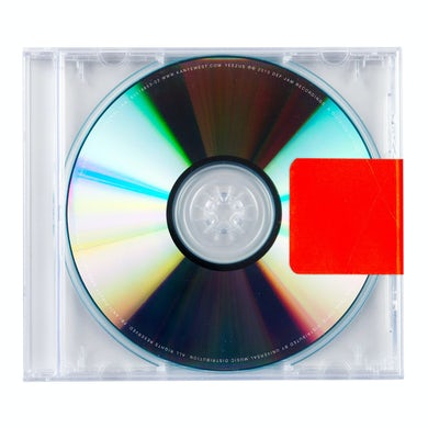 Kanye West YEEZUS CD