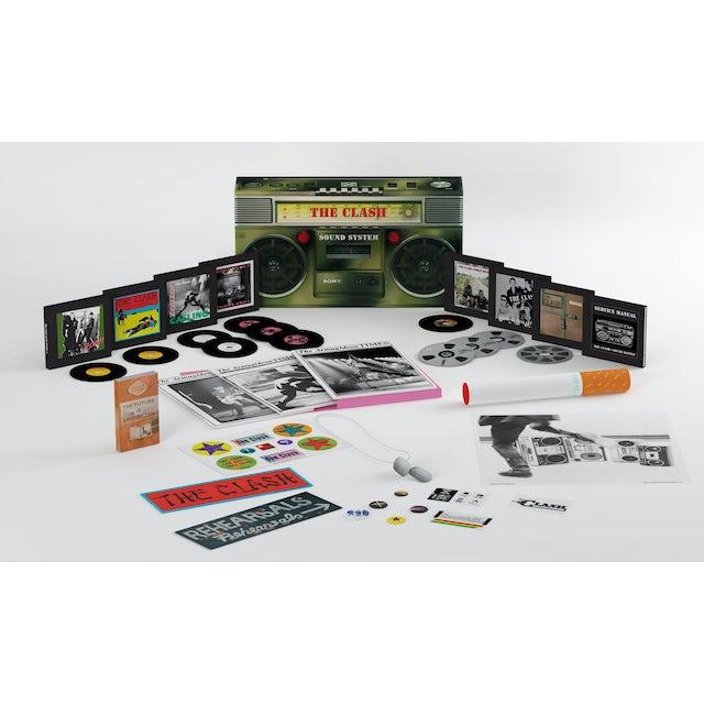 The Clash SOUNDSYSTEM CD