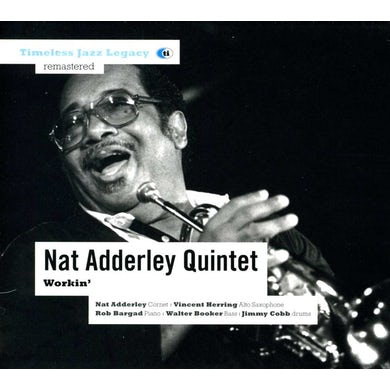 Nat Adderley WORKIN CD