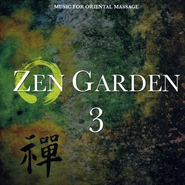 Stuart Michael ZEN GARDEN 3: MUSIC FOR ORIENTAL MASSAGE CD