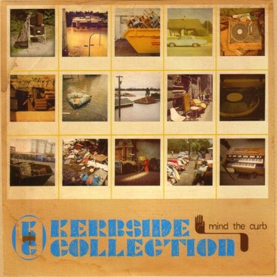 Kerbside Collection MIND THE CURB Vinyl Record