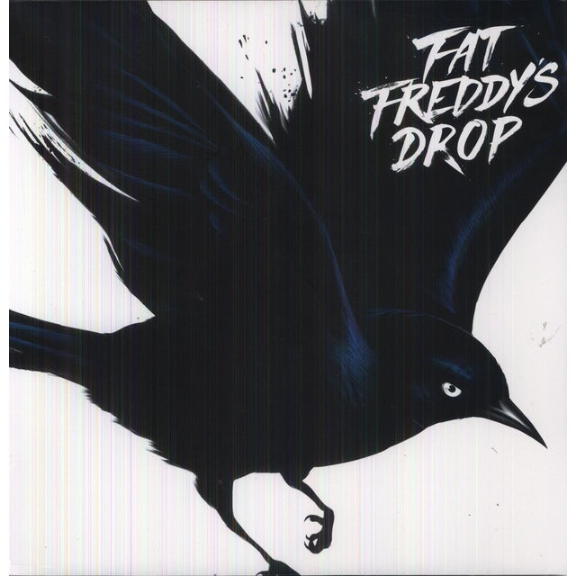 Fat Freddy's Drop BLACKBIRD Vinyl Record