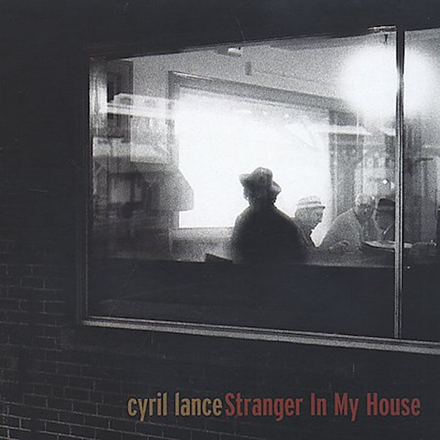 Cyril Lance STRANGER IN MY HOUSE CD