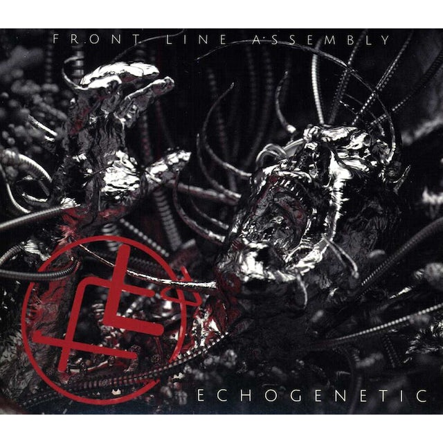 Front Line Assembly ECHOGENETIC CD