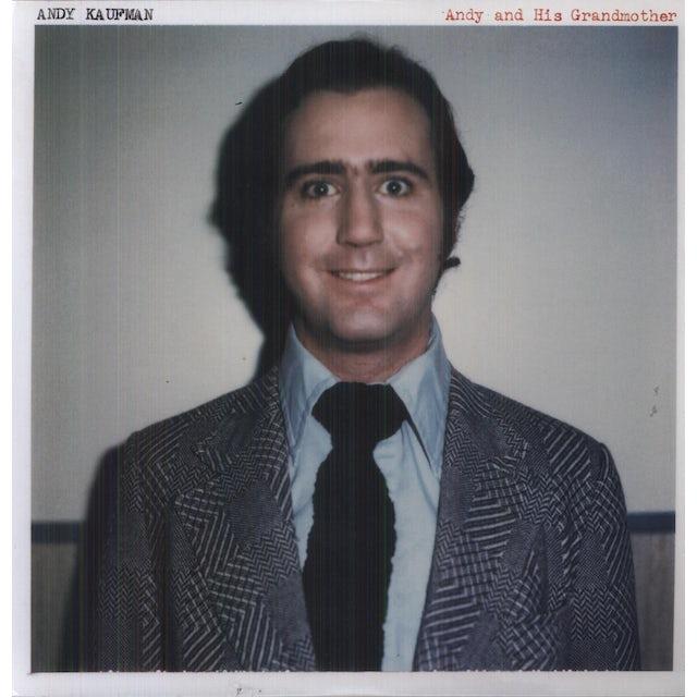 Andy Kaufman ANDY & HIS GRANDMOTHER Vinyl Record