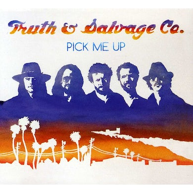 Truth & Salvage Co PICK ME UP CD