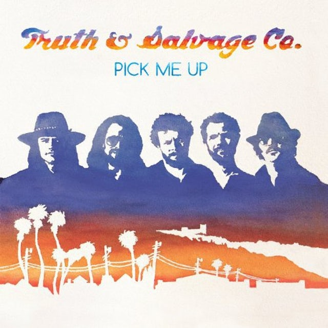 Truth & Salvage Co PICK ME UP Vinyl Record