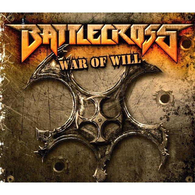 BATTLECROSS WAR OF WILL CD
