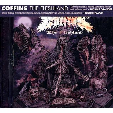 Coffins FLESHLAND CD