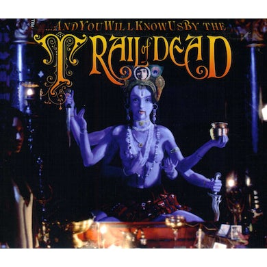 & You Will Know Us By The Trail Of Dead MADONNA CD