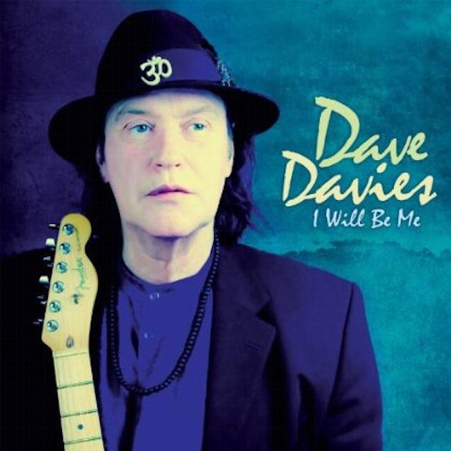 Dave Davies WILL BE ME Vinyl Record