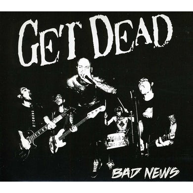 Get Dead BAD NEWS CD
